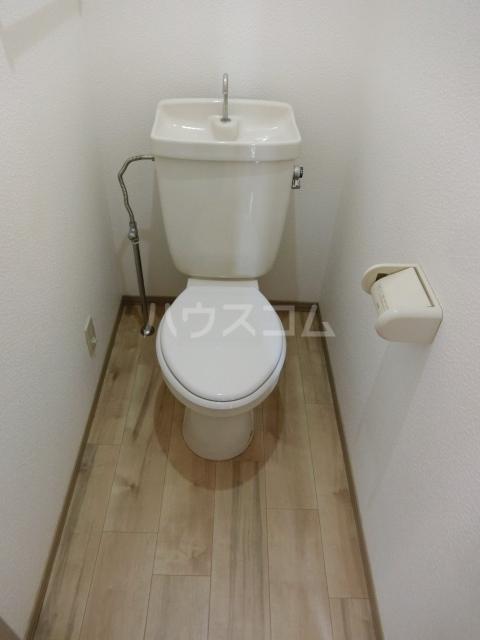サニーコートB棟 202号室のトイレ