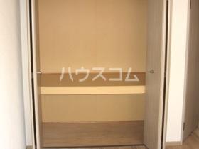 サニーコートB棟 202号室の収納