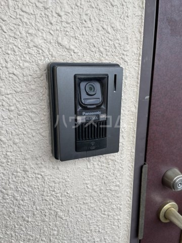 ガーデンヒルズ光 503号室のセキュリティ