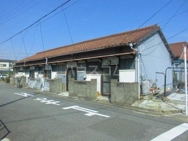 富田荘の外観