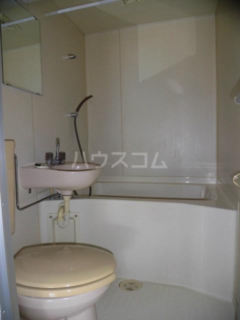 ユースハイム 301号室の風呂