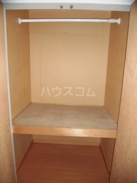 ユースハイム 301号室の収納