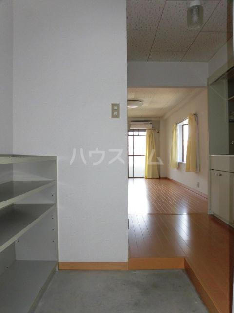 ユースハイム 301号室の玄関