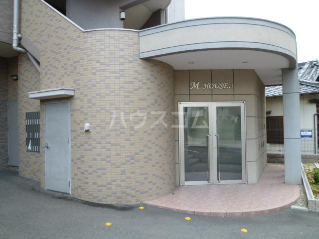 M・HOUSEⅠ 306号室のエントランス
