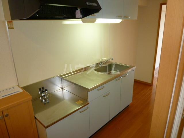 M・HOUSEⅠ 306号室のキッチン