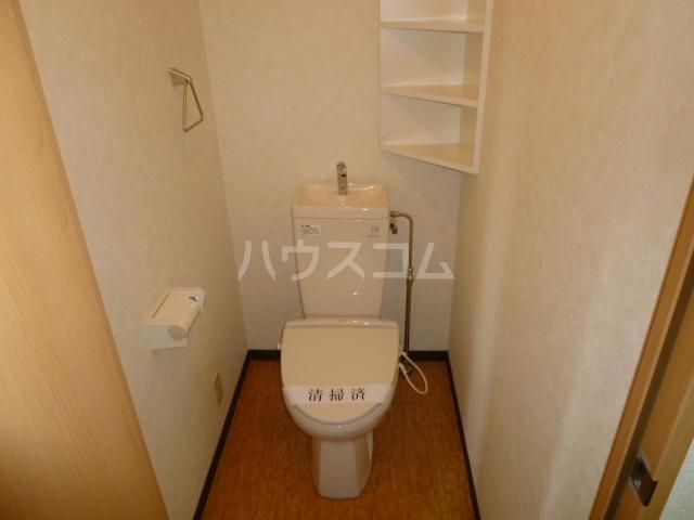 M・HOUSEⅠ 306号室のトイレ