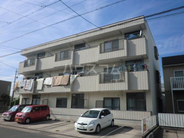 愛清第2ハイツ 302号室の外観