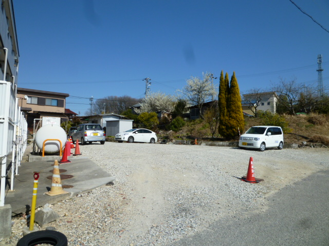 SEAN 3C号室の駐車場