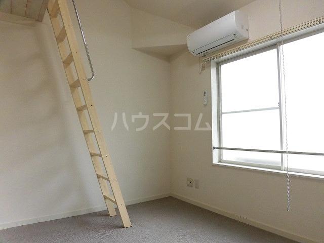 サンウッドグリーン第2 201号室のベッドルーム