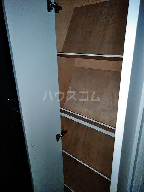 サンウッドグリーン第2 201号室の収納
