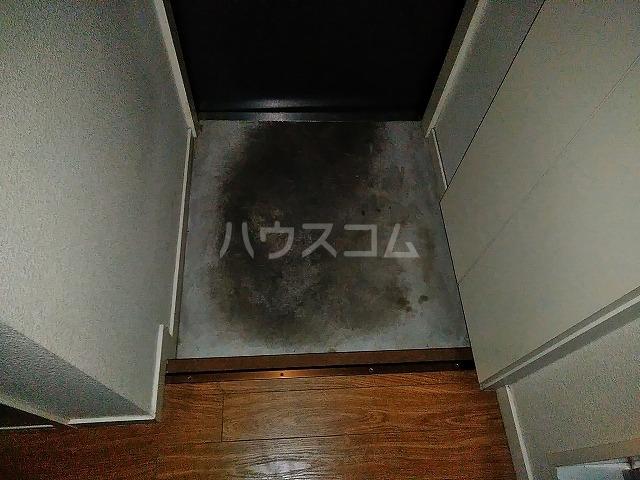 サンウッドグリーン第2 201号室の玄関