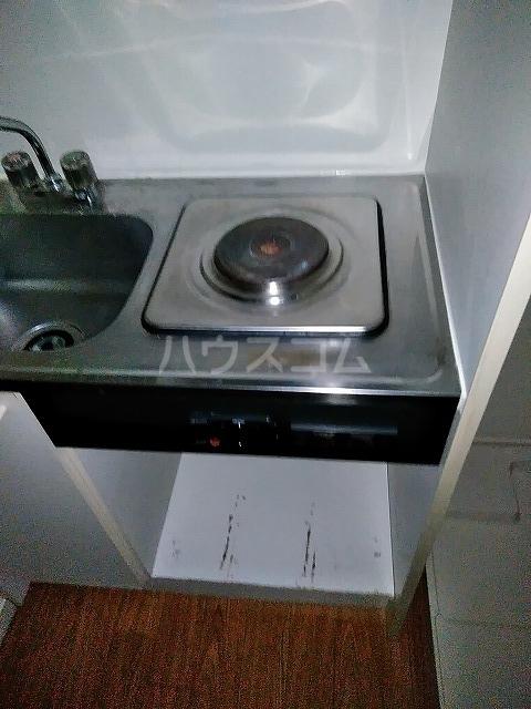 サンウッドグリーン第2 201号室のキッチン