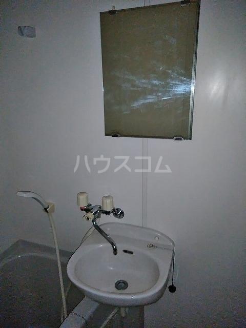 サンウッドグリーン第2 201号室の洗面所