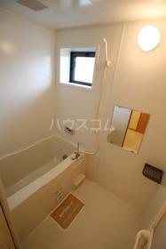 RoseCourt笹ヶ根 201号室の風呂