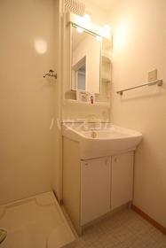 RoseCourt笹ヶ根 201号室の洗面所