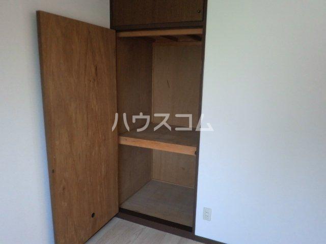 エスト小城 303号室の収納
