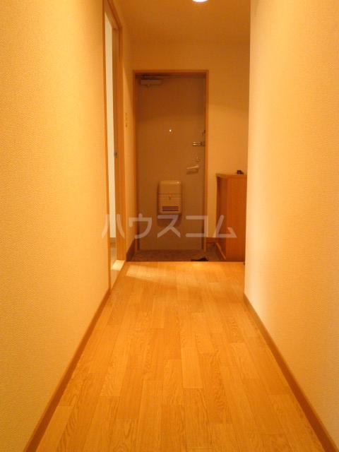 ライフピット八田 2B号室の玄関