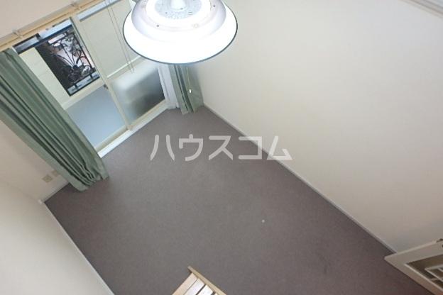 グランディア志賀本通 203号室のバルコニー