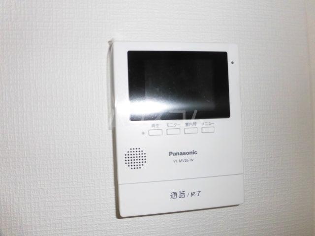 レジデンスキリン 215号室のセキュリティ