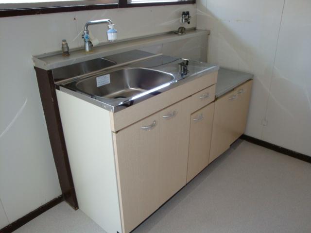コーポ犬飼 101号室のキッチン