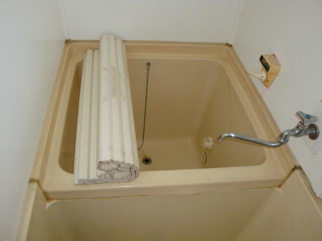 コーポ犬飼 101号室の風呂