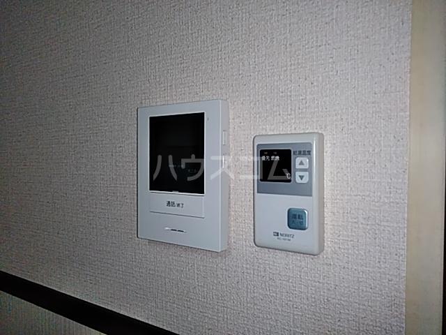 フィオレ 204号室のセキュリティ