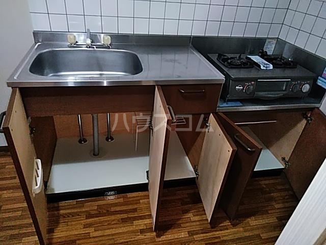 フィオレ 204号室のキッチン