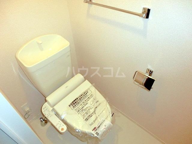 ルミエール 102号室のトイレ