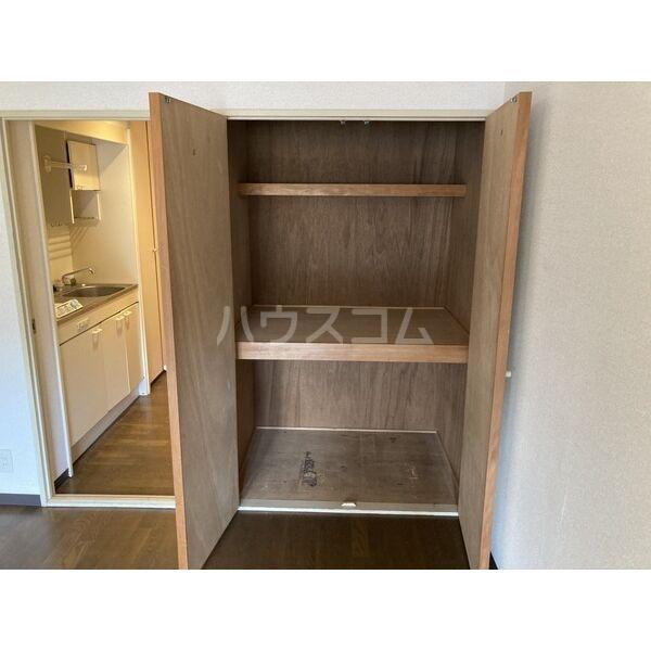 ドミトリー587 203号室の洗面所