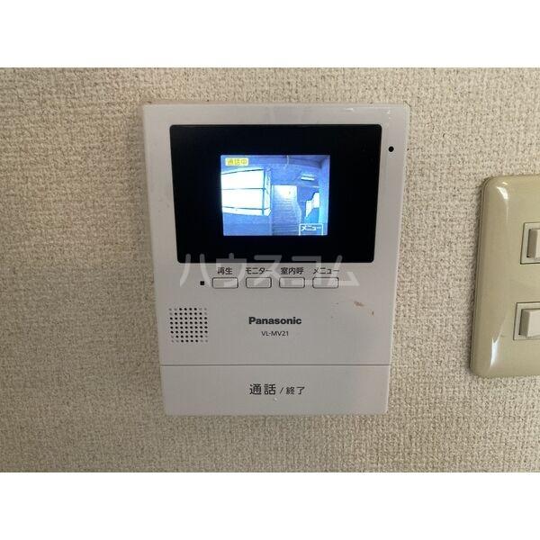 ドミトリー587 203号室の玄関