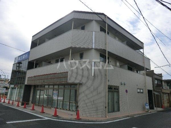 喜多山ビル 302号室の外観