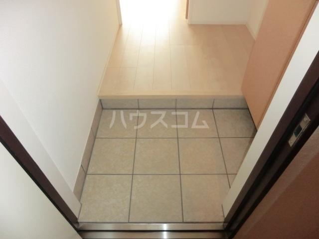喜多山ビル 302号室の玄関