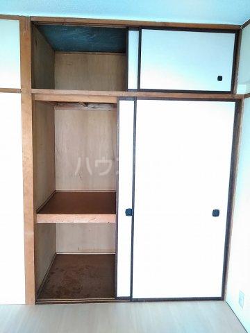 VIP7 210号室の収納