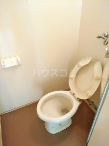 VIP7 210号室のトイレ