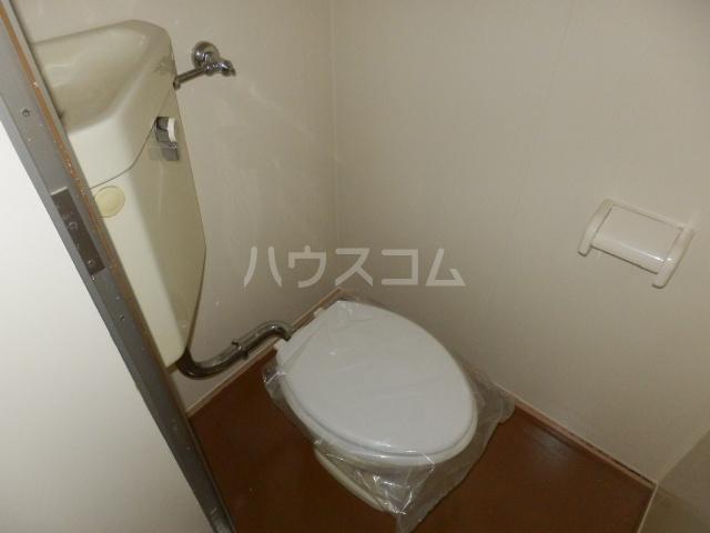 VIP7 502号室のトイレ