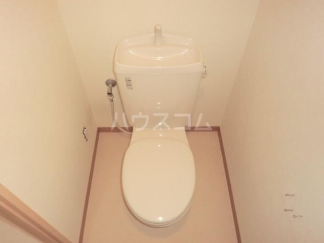 ハピネスTommyⅡ 305号室のトイレ