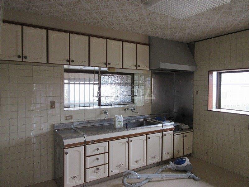 岡本邸貸家のキッチン