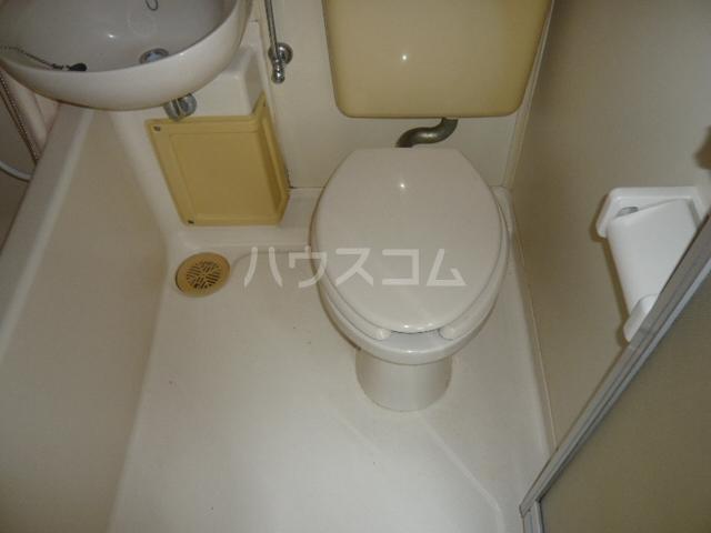 ローズハイツ 101号室のトイレ