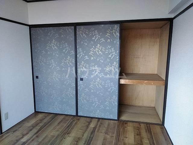サニーハイツKITO 502号室の収納