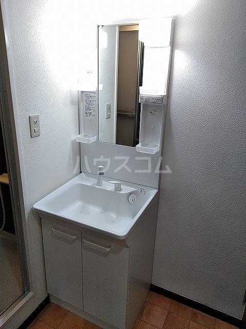 サニーハイツKITO 502号室の洗面所