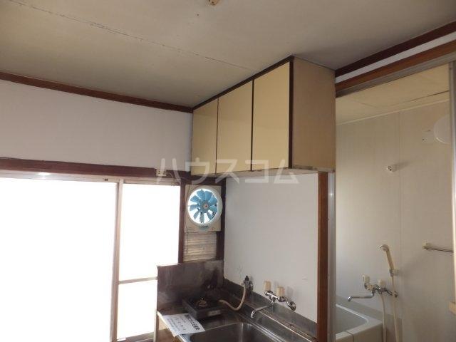 岩塚荘 202号室の設備