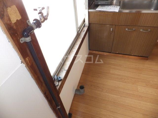 岩塚荘 202号室のキッチン