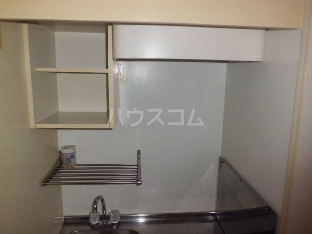 ライブリー平針 101号室のキッチン