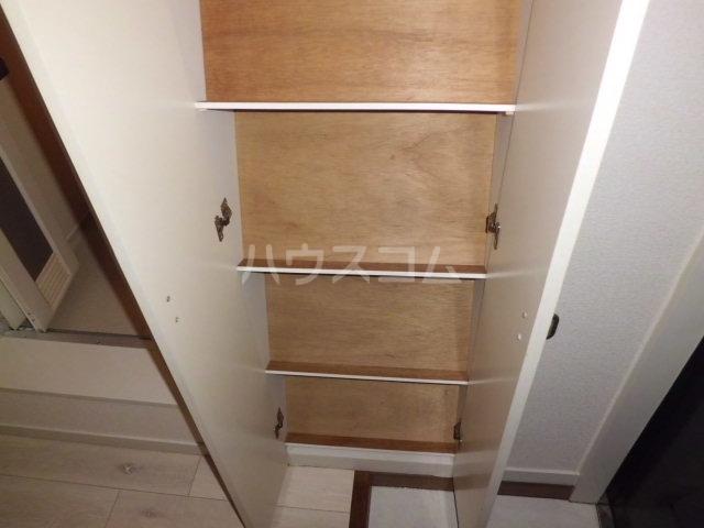ライブリー平針 101号室の収納