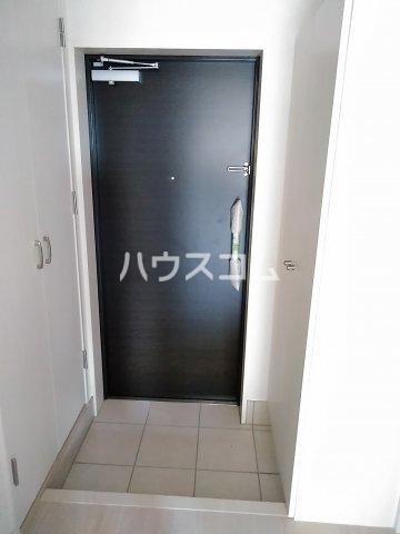 ベルルージュ中村公園 205号室の玄関