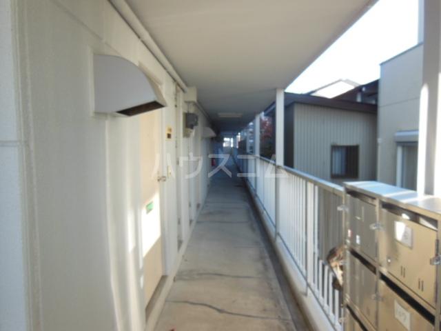 シャンポール三栄前山Ⅰ 205号室のロビー