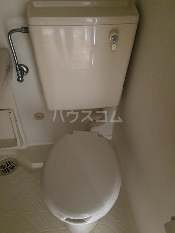 サンシャイン富士パート1 104号室のトイレ