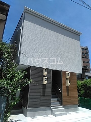 LE COCON 町南の外観