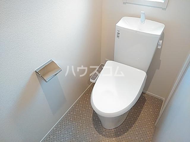 ロジェスティーズ1235のトイレ