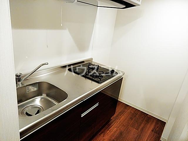 WELL COURT TENMA 502号室のキッチン